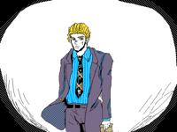 「JOJO」1:Kira Yoshikage's die?
