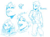 Assasix Sketch :p