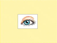 back to drawing eyes