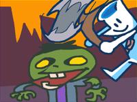 Murder is fine when it's a zombie
