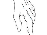 A little Hand animation i did