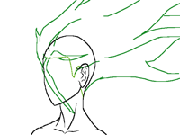 Idk i can't draw hair