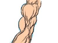 Arm sketch #2