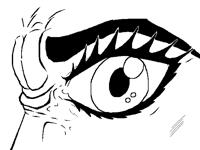 Animated eye?