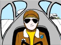 The flight : animation 1