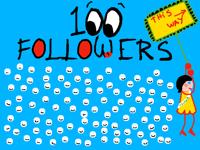 100 followers !
