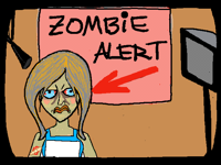 Invasion of the Undeads (zombie contest)