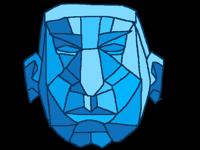 Geometrical face