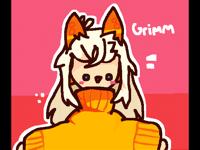 fanart for @Grimm :D