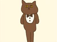 Jiji the Waiter (Animal Restaurant)