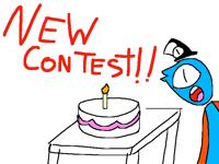 New Contest! Cake!