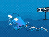 Somethin' FISHY pt 1