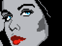 PixelArt Face