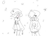them in winter