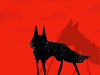 wolf wit fur