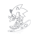 Sonic riders wip