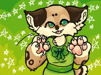 little lynx girl