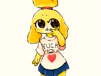 Isabelle but EYES