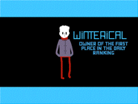 Winterical : owner of the first place in the d.r