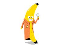 Inspecteur banane, il a la banane
