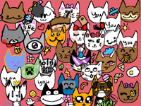 - Cats Collab -