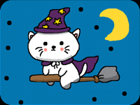 ☆Witch cat ☆