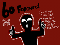 Thank You For 60 Followers!