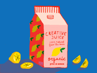 Some Creative Juice for you!