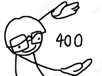 Ok nvm,I have 400 followers now lol