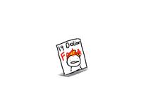 19 Dollar Fornite Card