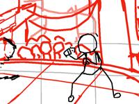 Fight animation practice 8