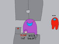 PLEASE INSERT THE TARGET