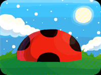 The fast ladybug (Contest Entry)