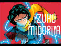 • Izuku Midoriya •