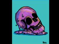 Fan art for @dripskull