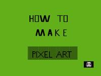 Pixel art tutoriel