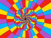 Illusion couleur