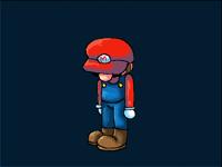 Sad Mario :(