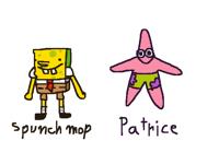 SpongeBob squarepants dollar tree edition