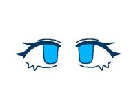 A blinking test I feel proud of