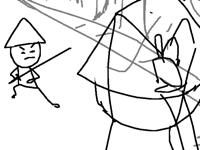 16.Sword fight