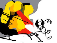 24.Fire Punch!