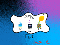 PFPs for sale s2
