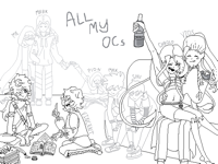 All my OCs