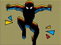 Spider Man Glitch;)