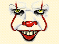 penny wise(the dancing clown)