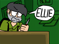 ELLIE! (Progress)