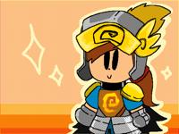 Shiny Mercenary
