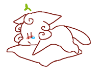 All i have is my pillow 2 snuggle with