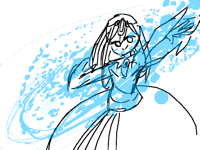 Water's Form (Water Contest)